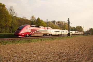 Goedkope treintickets Thalys naar Parijs