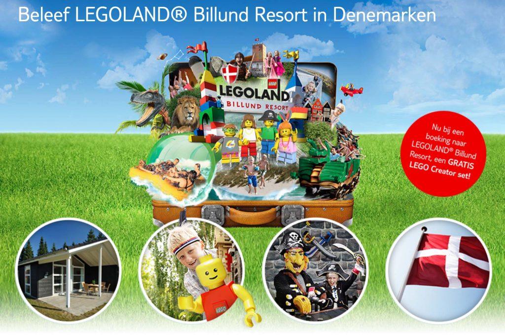 Overnachten Bij Legoland Billund Denemarken Va 39 Pp