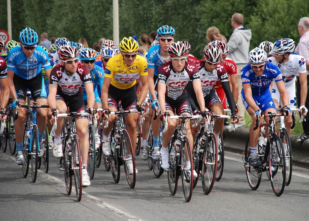 Campings langs de Tour de France route 2015