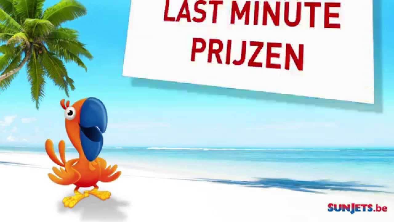 Prijsbijters last-minutes en promoties van Sunjets2