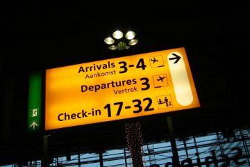 Waarom vertrek ik op Schiphol altijd van de meest afgelegen gate1