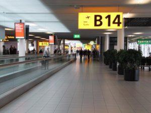 Waarom vertrek ik op Schiphol altijd van de meest afgelegen gate2