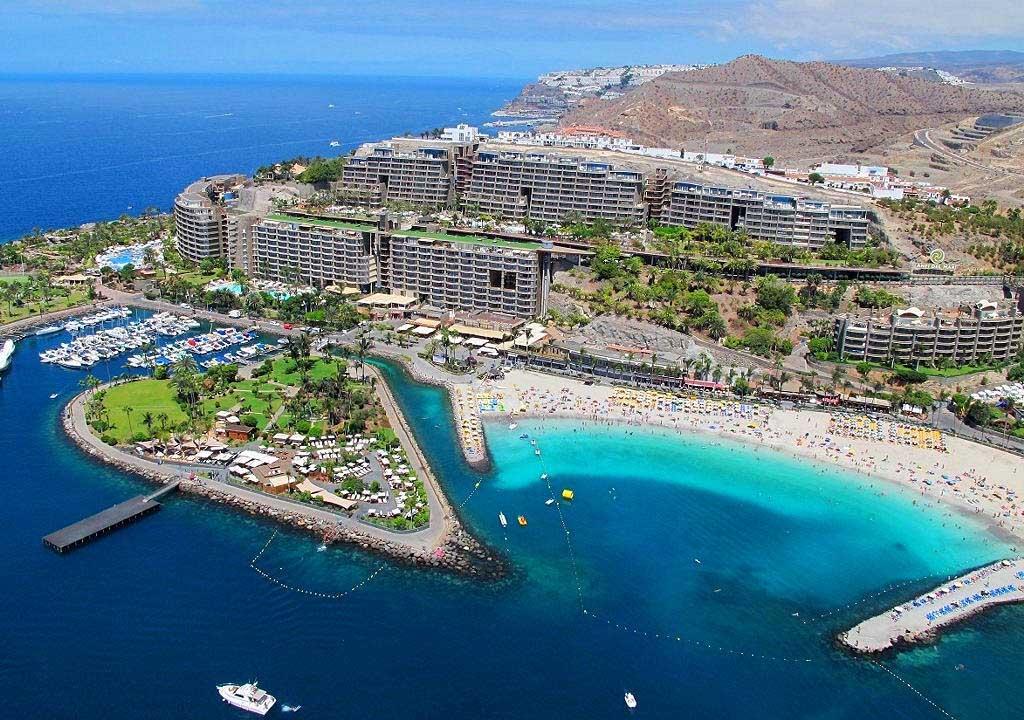 Gran canaria - Apartamentos puerto rico las palmas ...