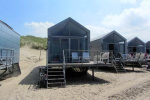 Vakantiehuisje direct op het strand3
