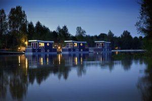 Woonboot vakantie Center Parcs2