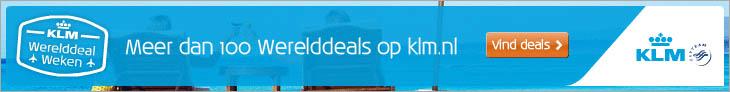 KLM banner 728 90