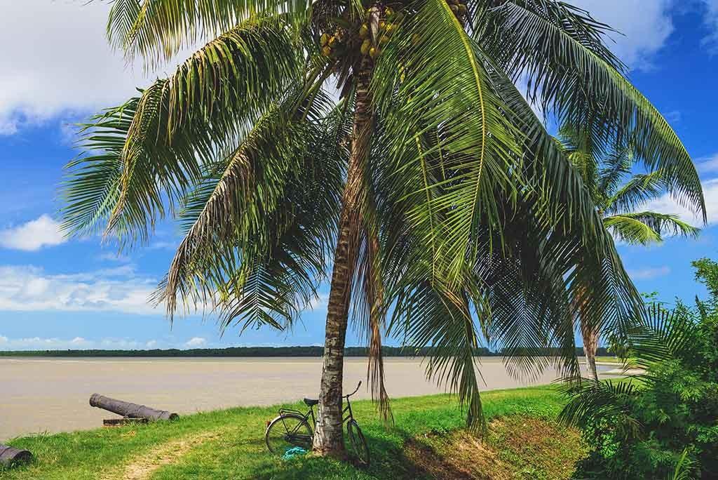 Goedkope rondreis Suriname10