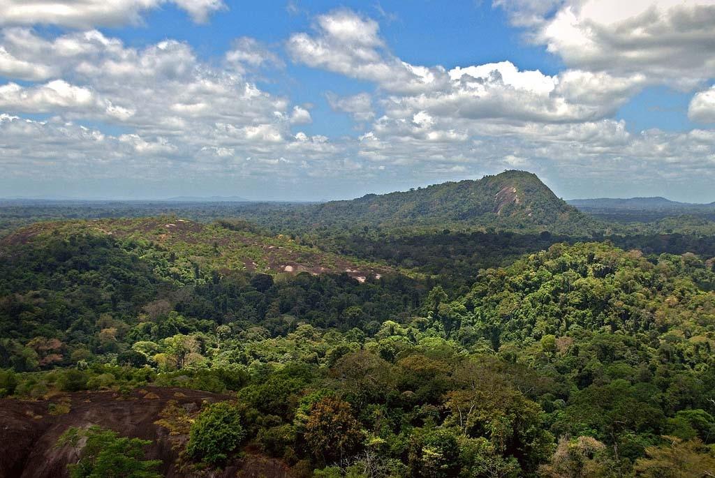Goedkope rondreis Suriname2