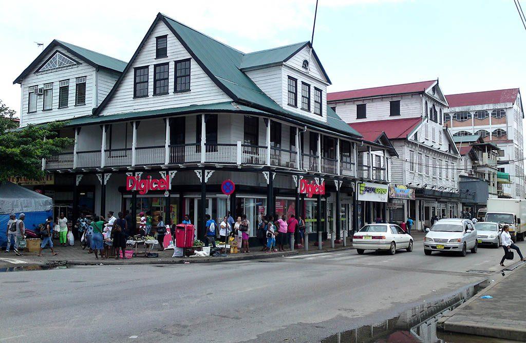 Goedkope TuiFly tickets naar Paramaribo Suriname1