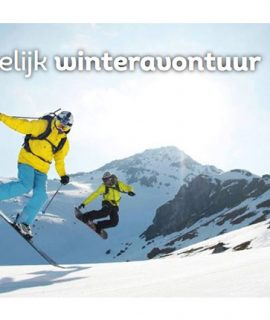 Op wintersport met Landal Skilife1