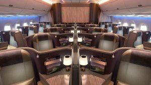 Goedkope vliegtickets van China Airlines met de nieuwste Airbus A350 foto1