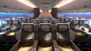 Goedkope vliegtickets van China Airlines met de nieuwste Airbus A350 foto3