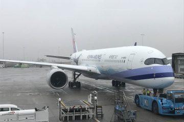 Goedkope vliegtickets van China Airlines met de nieuwste Airbus A350 foto6