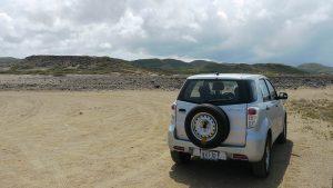 Goedkoop een auto huren op Curacao1