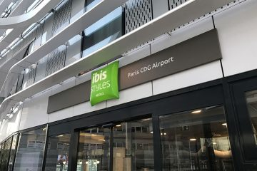 IBIS Styles Paris Charles de Gaulle Airport hotel20