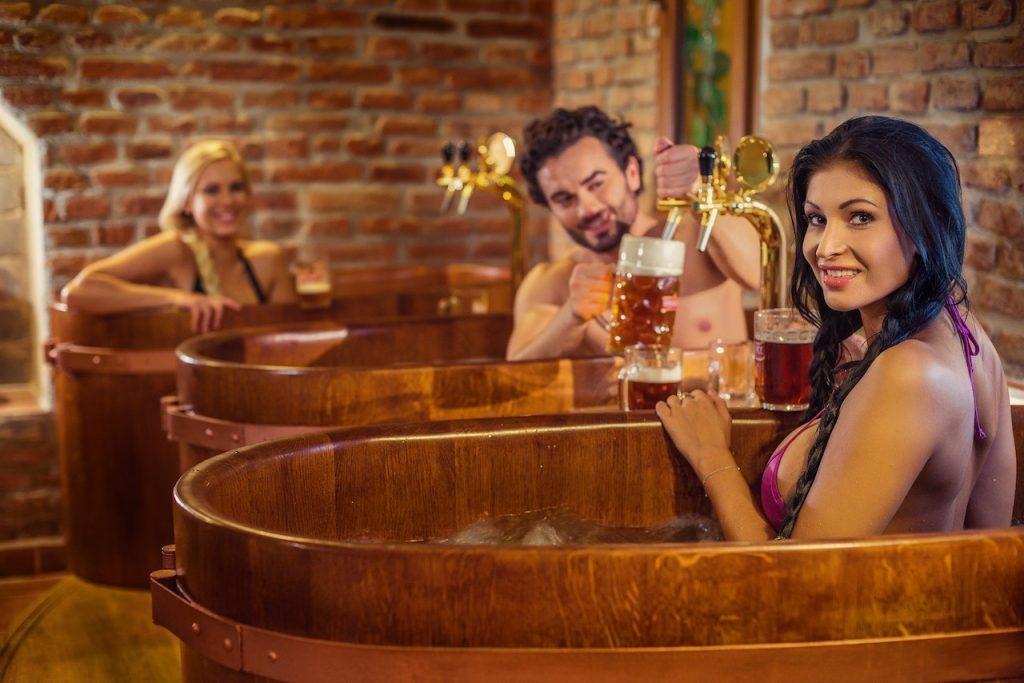 Bier Spa en Sauna Praag4