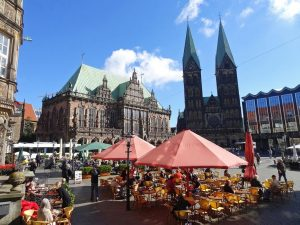 Bremen als weekendje weg of citytrip tussenstop1