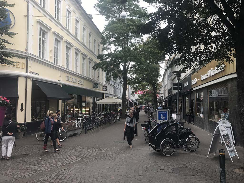 Odense als tussenstop in Denemarken13