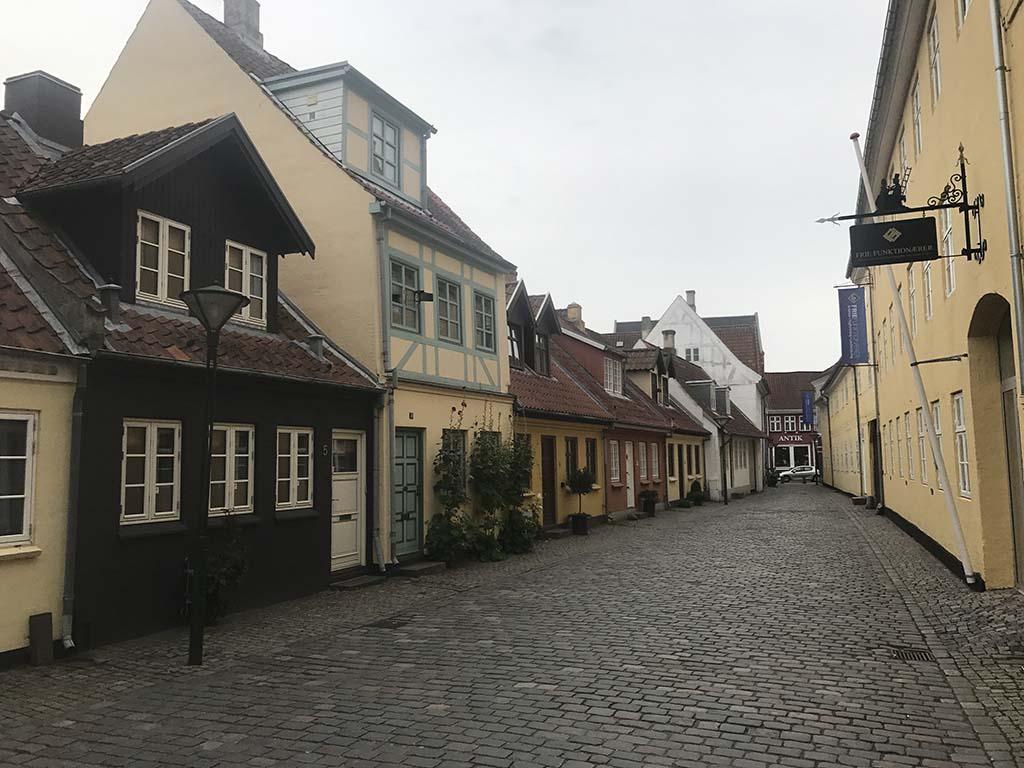 Odense Als Tussenstop In Denemarken