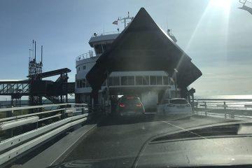 Ervaring Scandlines ferry Puttgarden Duitsland en Rodby Denemarken7