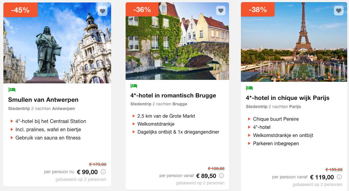 Kortingscode en actiecode TravelBird Paypal2