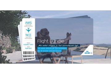 Hoe werkt de KLM Flight Bundle2