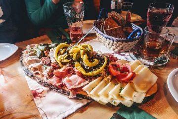Culinair skien in Obertauern1