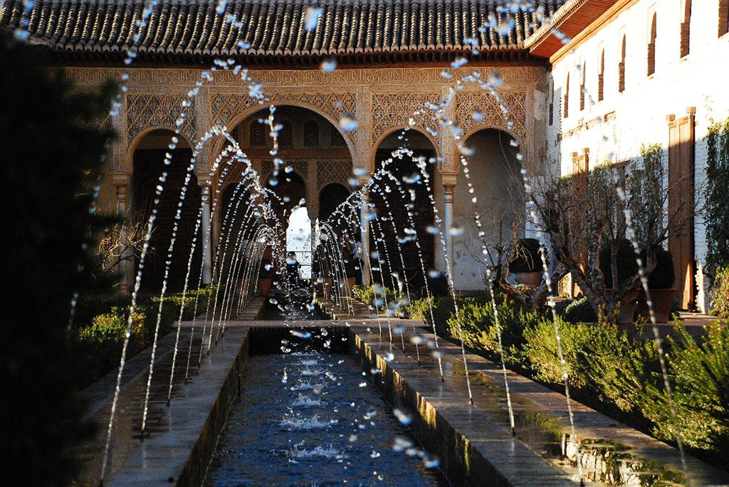 Stedentrip Sevilla Granada Cordoba Alhambra18