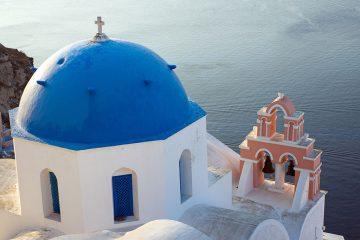 Romantische vakantie naar Santorini5