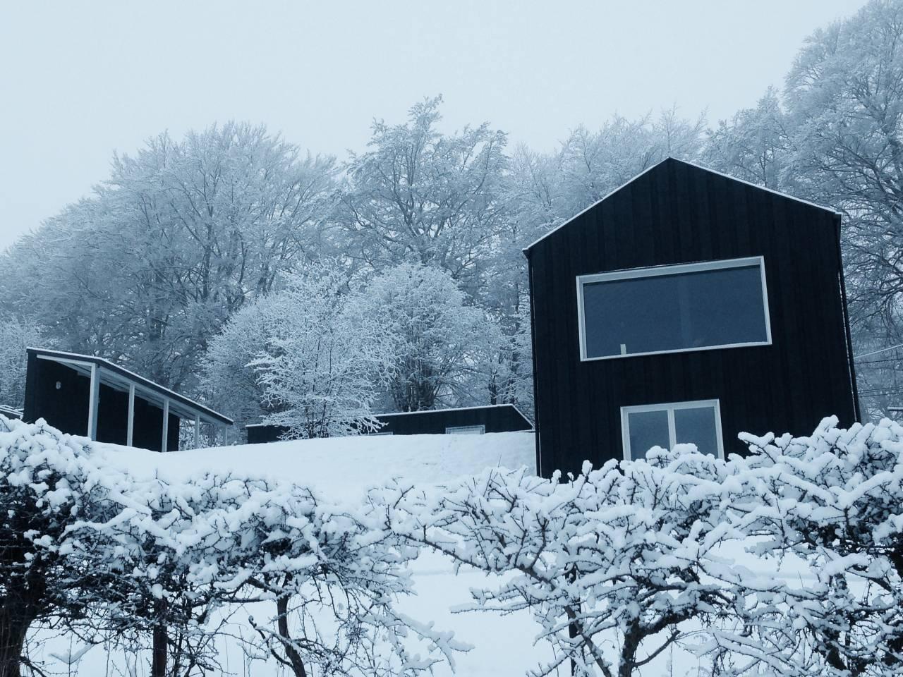 Overnachten huisje met houtkachel en uitzicht Ardennen1