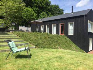 Overnachten huisje met houtkachel en uitzicht Ardennen2