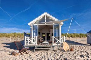 Slapen in Haags strandhuisje in Roompot Kijkduin 12