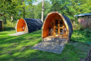 Slapen in een knusse Podge in Drenthe 5