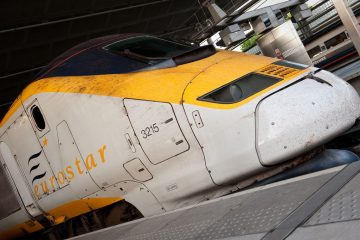 Met de Eurostar-trein rechtstreeks naar Londen 2