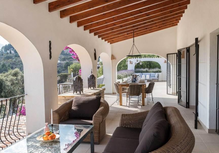 Ontspannen in een luxe yoga en wellness villa van Puur&Kuur in Spanje4