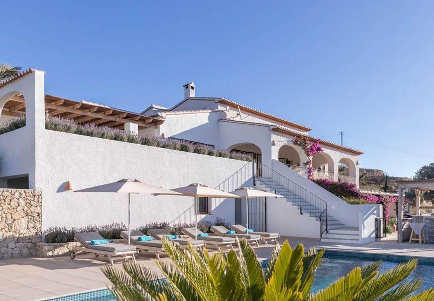 Ontspannen in een luxe yoga en wellness villa van Puur&Kuur in Spanje5