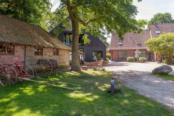 Bijzondere overnachting Landgoed Hoeve Springendal Ootmarsum 6