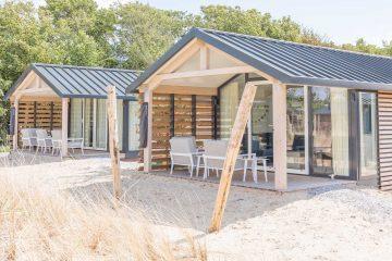 Luxe strandvilla van Roompot Qurios op Ameland 1