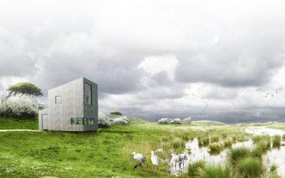 Landal Marker Wadden eilandhuisje slapen op een eiland Nederland 5