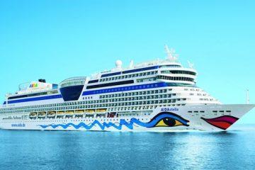 AIDA stella cruise vanuit Ijmuiden