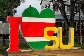Goedkoop KLM ticket naar Paramaribo Suriname