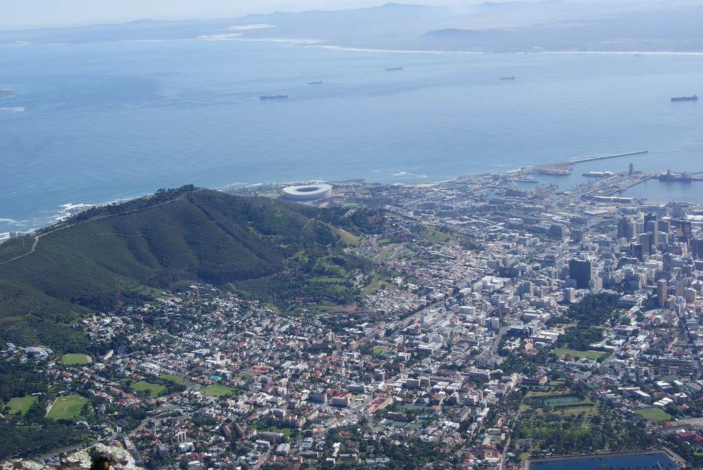 Goedkope KLM tickets naar Zuid-Afrika1