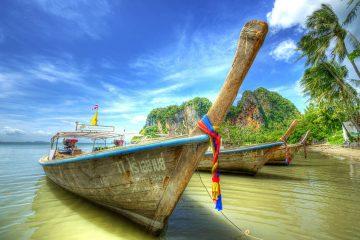 Goedkope strandvakantie naar Krabi Thailand1