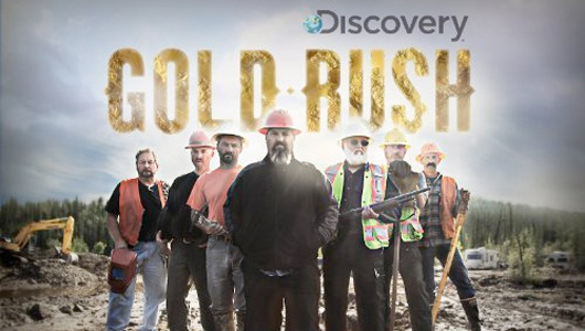 Gold rush discovery parker