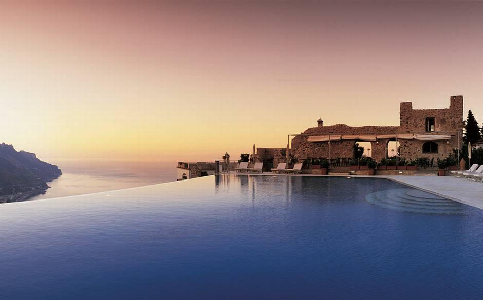 Hotel Caruso Infinity Pool