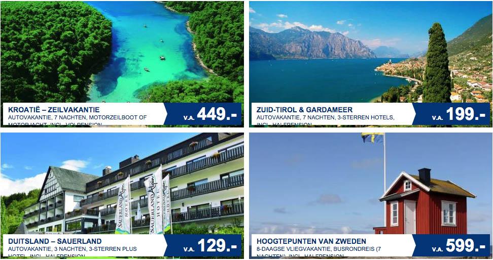 Kortingen En Aanbiedingen Lidl Reizen Travelersmagazinenl