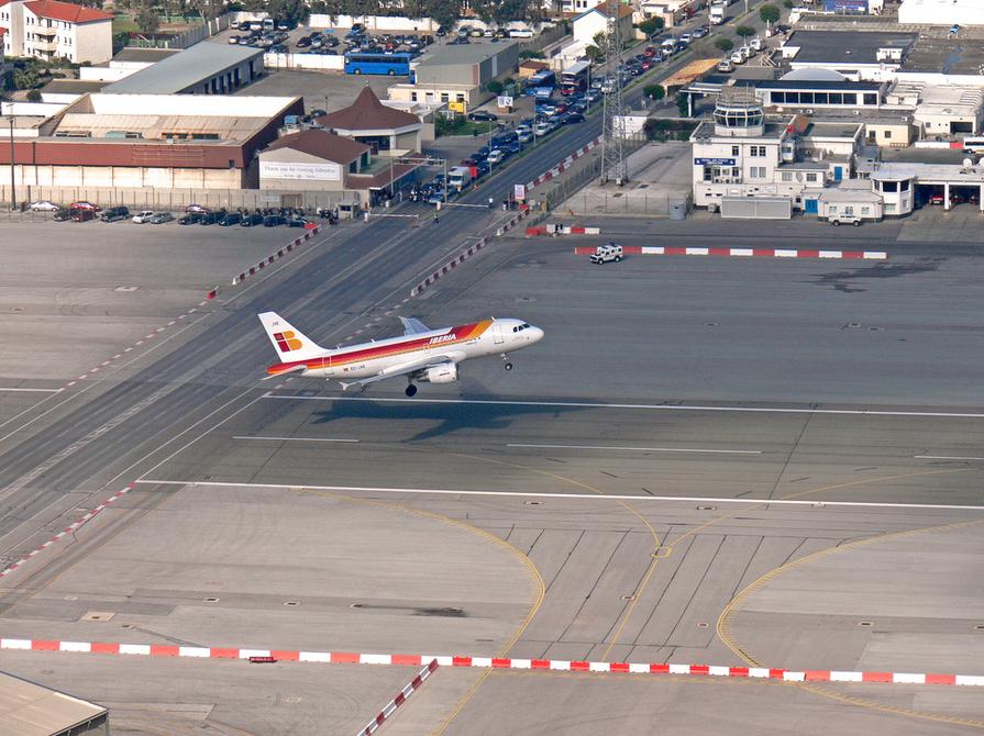 Meest spectaculaire vliegvelden ter wereld11