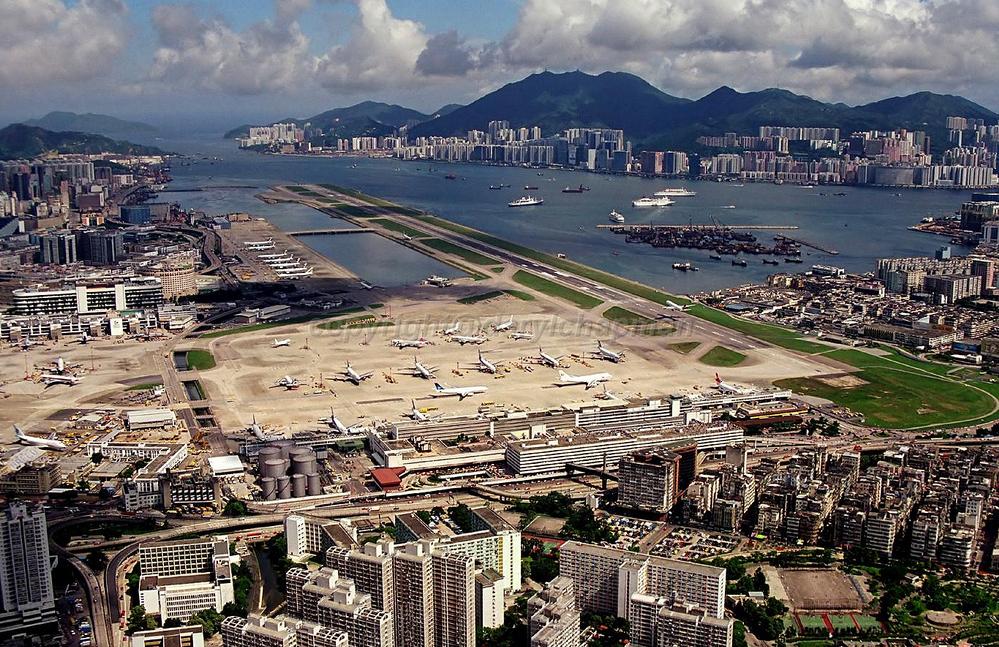 Meest spectaculaire vliegvelden ter wereld13