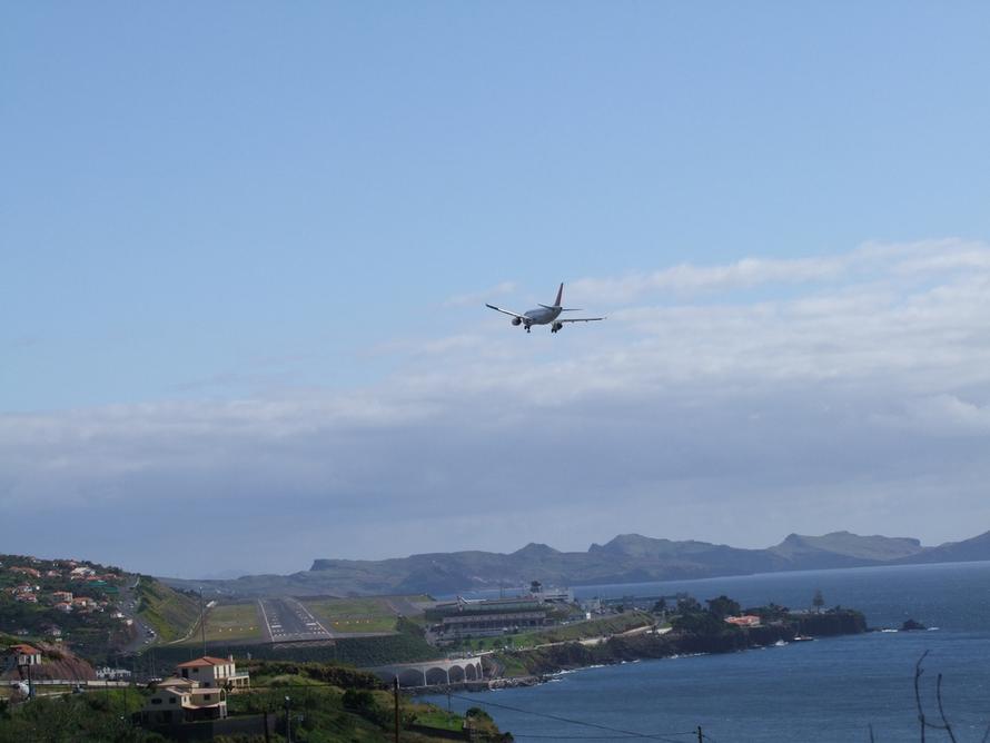 Meest spectaculaire vliegvelden ter wereld14