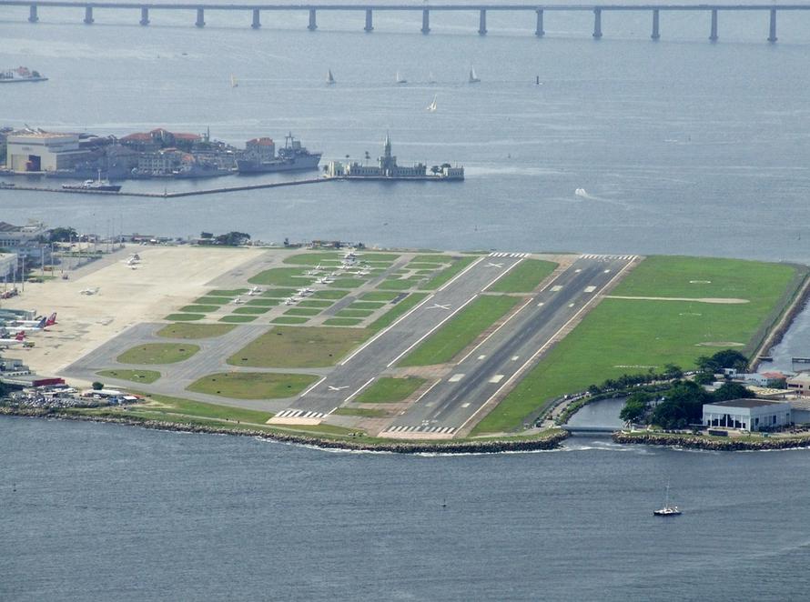 Meest spectaculaire vliegvelden ter wereld15